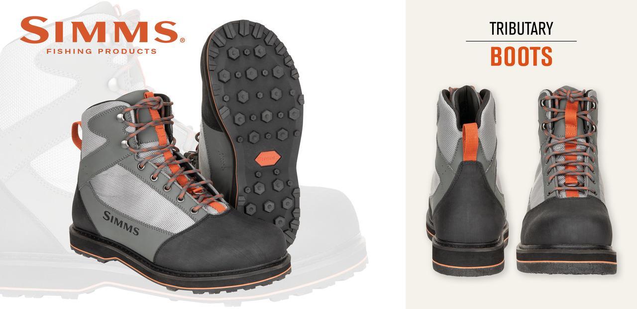 simms brodící boty
